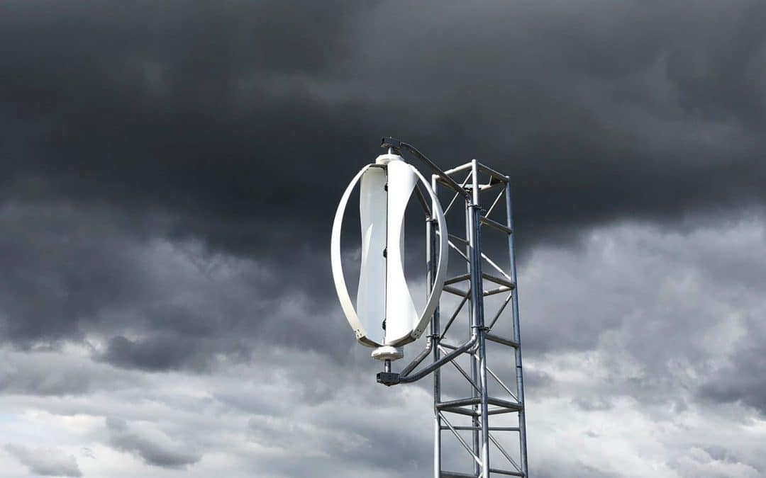 ICEWIND TURBINE TO POWER EMERGENCY BEACON AT ARCTIC CIRCLE